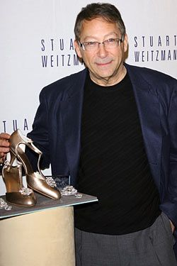 Stuart Weitzman is the man behind some of the most expensive shoes ever made.