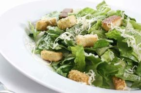 When's the last time you enjoyed a tasty Caesar salad? See more pictures of sensational salads.