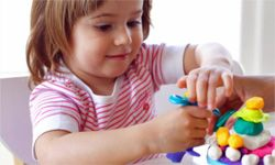 When we think of inventions, we sometimes miss all the fun stuff that's been designed for kids, like Play-Doh.