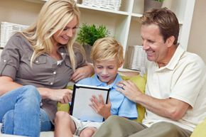 It's easier than ever for parents to be involved in their child's education.
