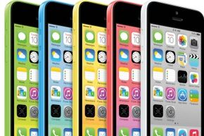 The iPhone 5c debuted in 2013 at a lower price point that the iPhone 5s.