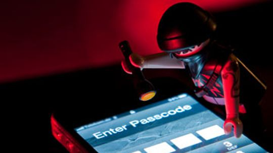 How could an iPhone tell it's being stolen?
