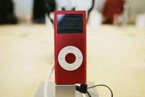 There have been several instances of iPod nanos (above) catching fire. The magazine Wired has a gallery of burnt iPod images that users have sent in. See more iPod pictures.
