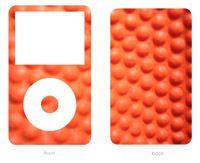 An iPod skin