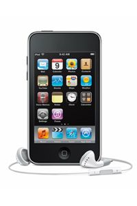 The iPod touch. See more iPod pictures.