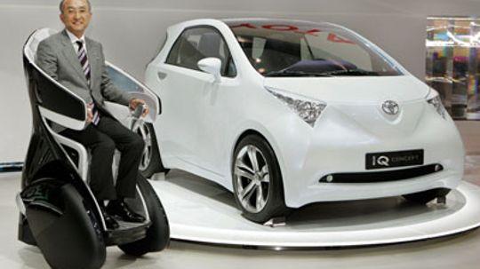 How the iQ Car Works