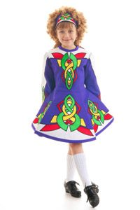 Irish dancing is unique and exceedingly popular throughout the world. Irish dancers are often recognizable thanks to their fancily colored, embroidered dresses.