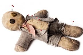 How many pins do you want to jab in that doll? Your answer could be tied to your glucose levels.