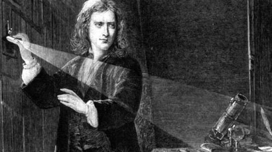 10 Isaac Newton Inventions
