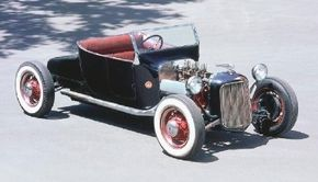 Ed Iskenderian built the Isky T from a 1924 Model T. It is thought to be one of the last existing examples of an original, untouched prewar hot rod. See more hot rod pictures.