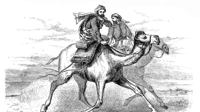 Muhammad, night journey