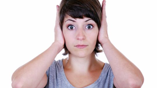 Why do loud noises cause your ears to ring?