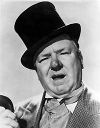 W.C. Fields began his career in show business as a juggler.