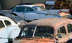 You might find a classic car that's a real treasure -- if you're willing to search.
