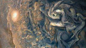 Cloud on Jupiter
