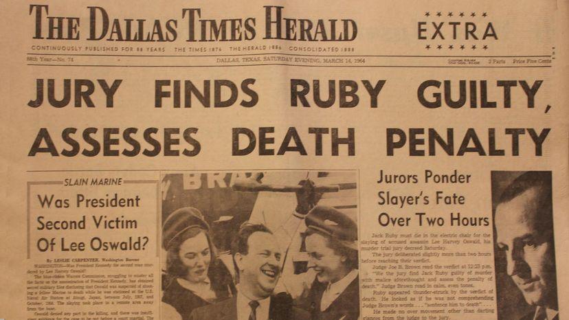 Dallas newspaper