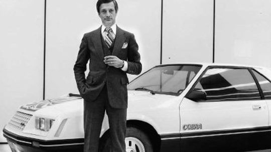 Jack Telnack: Chief Designer of the 1979 Ford Mustang