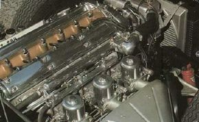 """One writer called the Jaguar XKE engine """"one of the most amazing achievements of modern times."""""""