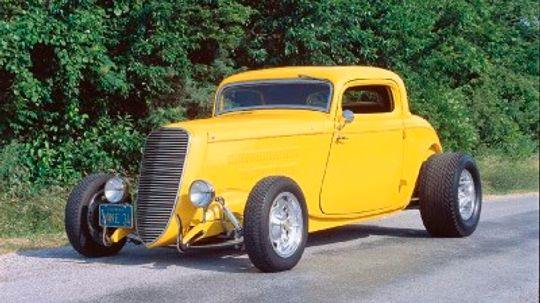 Jakes Coupe: Profile of a Hot Rod