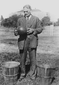 Naismith died in 1939, the year of the first NCAA Tournament and seven years before the birth of the NBA. See more pictures of basketball.