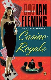 """James Bond first appeared in Ian Fleming's 1953 novel, """"Casino Royale."""""""