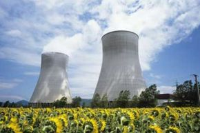 Tricastin Nuclear Power Plant is one of 59 French plants that provide 75 percent of the country's electricity.