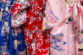 Kimonos seem simple on the surface...