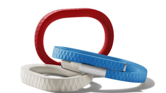 How Jawbone UP Works