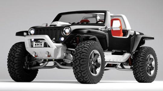How the Jeep Hurricane Works
