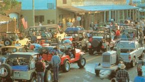 The original Jeepers Jamboree took place on the Rubicon Trail. Today, Jamboree events are held in 21 states.