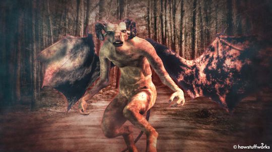 How Ben Franklin Helped Ignite the Jersey Devil Hysteria