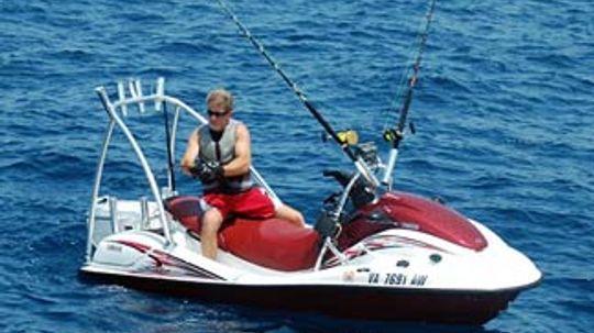 Jet Ski Fishing