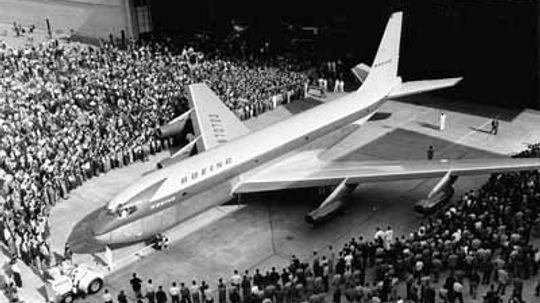 Jets and Rocket Flight Timeline