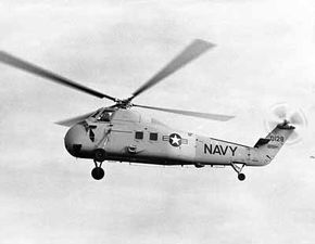 The Sikorsky S-58 was used with great success by the United States Navy, Marines, Coast Guard, and Army, as well as by civilian organizations. A total of 1,820 S-58s were built.
