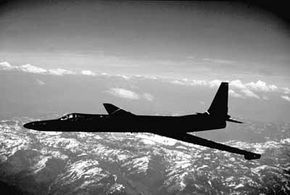 The Lockheed U-2 was designed to overfly the Soviet Union to determine exactly how advanced its bombers, missiles, and other offensive weapons were. The U-2 was a difficult aircraft to fly, demanding extreme concentration and good technique.