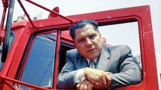 Why Can't We Find Jimmy Hoffa's Body?