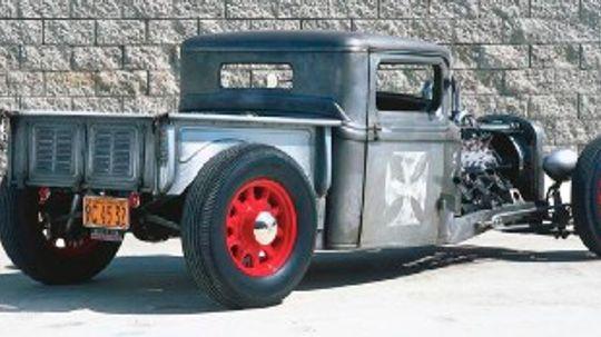 Jimmy Shines 34 Pickup: Profile of a Hot Rod