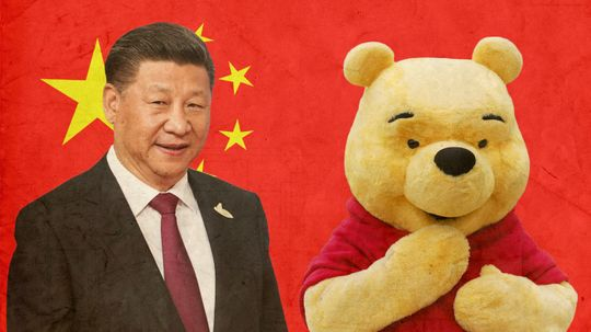 Willy, Nilly, Silly Old Bear Banned in China