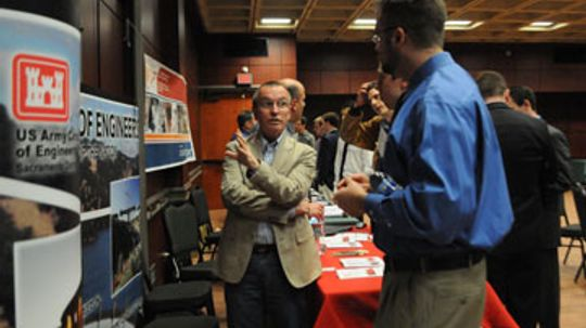 How to Get a Job in the Army Corps of Engineers