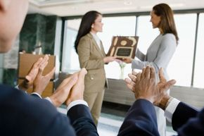 Being recognized for achievement at work is great, but growth potential is also vital for employee happiness.