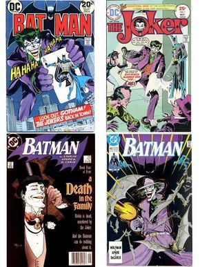 Following his insanity-fueled return (Batman #247), the Joker got his own series (Joker #1), killed Robin (Batman #249), and returned from the dead, yet again, to deal with an impostor (Batman #451).