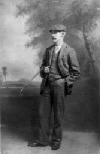John H. Taylor, a fixture in British golf, was also highly regarded in the United States. See more pictures of  famous golfers.