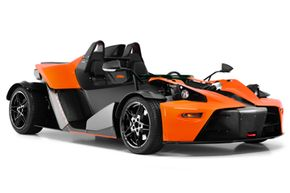 Image Gallery: Exotic Cars The KTM X-Bow Clubsport. See more pictures of exotic cars.