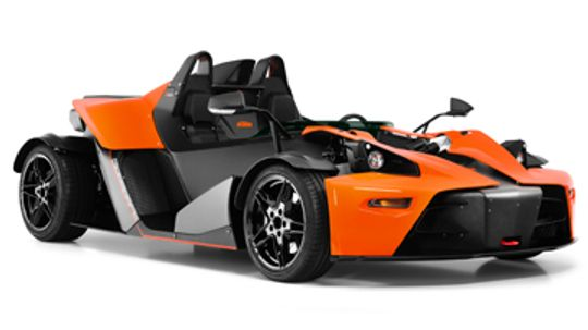 How the KTM X-Bow Works