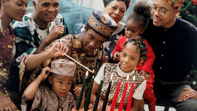 Kwanzaa, family