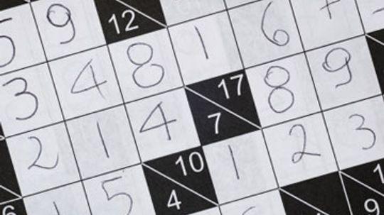 How Kakuro Puzzles Work