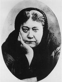 Helena Blavatsky helped introduce the idea of karma to the West.