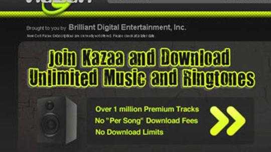 How Kazaa Works