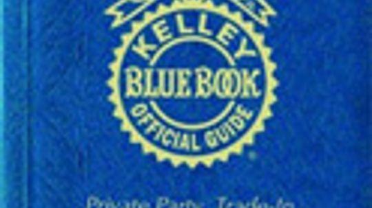 How Kelley Blue Book Works