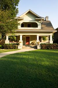 There are steps you can take to keep your lawn from drying up in a drought.